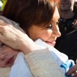 Cristina en Ensenada: «Que el odio y la violencia de los demás no nos contagie». Discursos completos