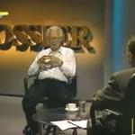 """""""Hay que descolonizar el pensamiento"""", Enrique Dussel entrevistado por Walter Martínez"""
