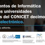 Universidades e institutos del CONICET le dicen NO al Voto Electrónico
