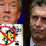 Donald Trump le puso fin al TPP (Acuerdo Transpacífico) que tanto buscó Macri