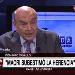"""Cavallo recomendó a Macri ganar en 2017 y """"privatizar todas las empresas estatizadas"""""""