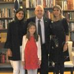 El Estado de Israel sale a apoyar a Arroyo Salgado y su hipótesis contra CFK