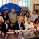 Parrilli: «La democracia argentina está en grave riesgo»