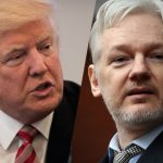 Julian Assange: «Trump no forma parte de la red de poder en Washington»