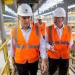 Vergonzoso: Macri inaugura planta de Techint para 1500 trabajadores en ¿EEUU?