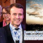 Francia se dirime entre un directivo de la Banca Rothschild, Macron, y la nacionalista Le Pen