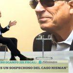 «Stiuso es el sospechoso máximo de la muerte de Nisman», afirmó Moreno Ocampo