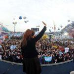 Cristina lanzará «Unidad Ciudadana» en Avellaneda el 20/06 con «15 Propuestas para volver a tener futuro»