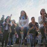 """CFK: """"No quiero una sociedad con miedo. Gente de civil que aparecía como manifestante y después junto a la policía"""""""