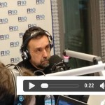 (AUDIO) Dura denuncia de Roberto Navarro por la censura en C5N