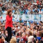 """CFK sobre Milagro Sala: """"fue prácticamente secuestrada, arrastrada en un auto sin patente. No quiero más autos sin patente llevándose gente"""""""
