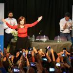 CFK: «Convocamos a todos: peronistas, socialistas, de izquierda, nacionalistas, radicales, los que piensan que entregar el país no puede pasar otra vez»
