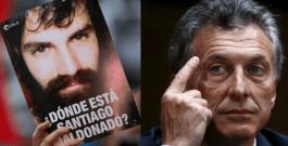 La reacción de Macri frente al hallazgo del cuerpo en Rio Chubut: se fue a Uruguay