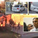 Como en dictadura: Sacaron de su casa a Milagro Sala en auto sin patente, esposada y en pijama por orden de juez sin jurisdicción