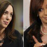 """CFK destrozó a Vidal: """"La Prov. de Bs. As. se endeuda como el Sultanato de Omán y Qatar. ¿Hay una Sultana en la Prov. de Bs. As.? Va a estar buena Bs. As."""""""