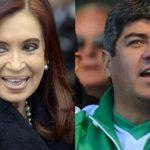 """Guiño de Cristina a Pablo Moyano contra la reforma precarizadora de Macri: """"Nos une la esperanza"""""""