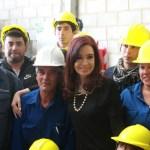 (VIDEO) Cristina Kirchner difundió un didáctico mensaje contra la reforma laboral de Macri