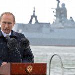 Putin ordenó a la marina rusa rescatar el ARA San Juan. Llegan aviones, buques y minisubmarinos con mayor capacidad que los de EEUU