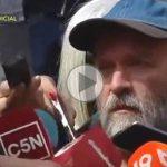 (VIDEO) Sergio Maldonado: «Tengo más dudas que antes, no murió por estar de turista, estaba en una represión de Gendarmería ilegal»