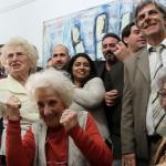 Urgente: Abuelas de Plaza de Mayo encontró la nieta 127