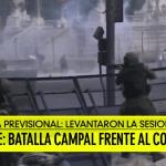 Triunfo popular: el Régimen Macrista tuvo que levantar la sesión de saqueo a los jubilados