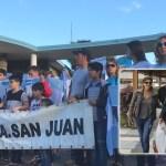 """ARA San Juan – A dos meses: """"Putin nos respondió en 48hs, Macri sigue de vacaciones y no fue capaz de contestar"""""""
