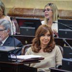 """Cristina en el Senado: """"El gobierno busca acentuar un verdadero festival para la especulación financiera"""""""