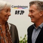 Volver a las AFJP: El FMI le pide a Macri recortes en el sistema previsional