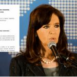 Basta de tarifazos: Cristina presentó un proyecto de ley para frenar el descontrol que armó el gobierno