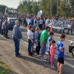 Centenares de despidos en Chascomús: fuerte protesta en la ruta contra Macri