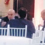 En medio de la devaluación, Cavallo se reunió con Sturzenegger en el elitista «Grupo de los 30» fundado por Rockefeller