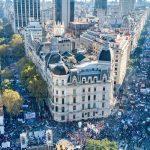 Multitudinaria #MarchaFederalEducativa: 300.000 personas exigieron paritarias justas de al menos el 25%