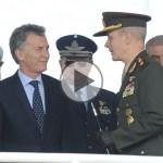 (VIDEO) Macri avanzará con el uso de las FFAA en represión interna e inteligencia