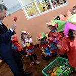 Denuncia penal a Macri: investigan $1400 millones para jardines de infantes que no se terminaron