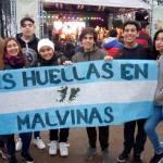 Contra la Desmalvinización: estudiantes de Merlo viajarán a nuestras islas junto a ex combatientes