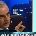 Moreno: «Macri está terminado. Ahora tenemos que derrotar a las mil familias de la oligarquía»