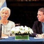 Christine Lagarde toma el control de la economía argentina y anuncia más deuda con el FMI