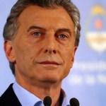 Macri estatizará las deudas privadas de las gasíferas por $20.000 millones (U$S 500 millones de dólares)