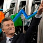 Macrilandia: Las naftas suben un 7% a pesar de que el dólar y el petróleo bajaron un 10%
