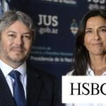 """La UIF macrista protegió al banco HSBC por el lavado de dinero del narco colombiano """"Mi Sangre"""""""