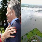 Mientras Macri veranea y recibe a Máxima, ya hay 4 muertos y 5000 evacuados por inundaciones en el Litoral