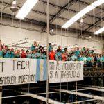 Desindustrialización: cierra la fábrica textil Sport Tech y quedan 120 trabajadores en la calle