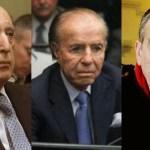 Vergonzoso: absolvieron por el encubrimiento del atentado a la AMIA al ex titular de la DAIA, Rubén Beraja, a Carlos Menem y al ex comisario «Fino» Palacios