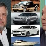 Allanamiento a D'Alessio y una fortuna inexplicable (legalmente): 1 yate, 10 autos de lujo, 50 relojes (uno de oro de U$S 200.000)