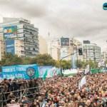 """Daniel Devita: """"En Argentina tuvimos al general Perón, superador de la izquierda y la derecha"""""""