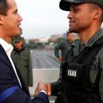 Apoyado por EEUU, Guaidó llamó a un Golpe Militar en Venezuela. Gobierno venezolano pidió al pueblo máxima alerta