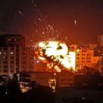 Israel bombardea Gaza: más de 25 palestinos muertos,154 heridos