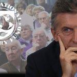 Moyano a Macri: «la única bandera a la que ha jurado es a la del Fondo Monetario Internacional»