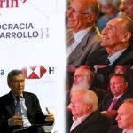 El poder económico tomó examen a Macri y Fernández en el foro de Clarín. La apuesta a un nuevo gobierno
