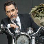 El Estado paga $10 millones para Federico Andahazi y una serie de 0.6 puntos de rating